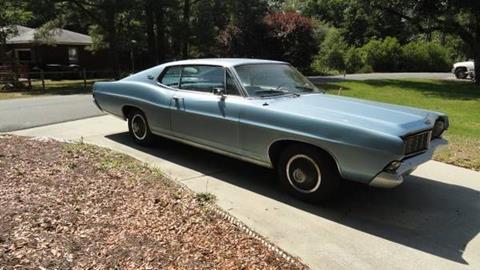 1967 Ford Galaxie 500 for sale in Cadillac, MI