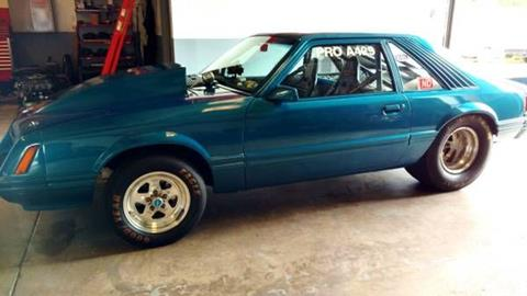 1981 Ford Mustang for sale in Cadillac, MI