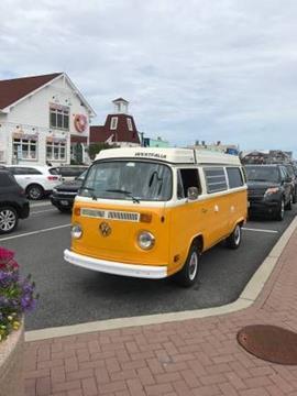 1977 Volkswagen Bus for sale in Cadillac, MI