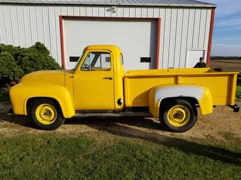 1954 Ford F-250 for sale in Cadillac, MI