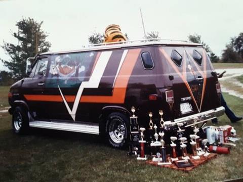 1976 Chevrolet G20 for sale in Cadillac, MI