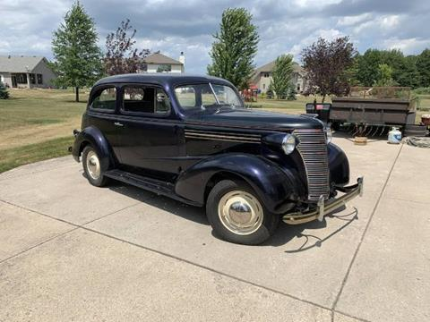 1938 Chevrolet Master Deluxe for sale in Cadillac, MI