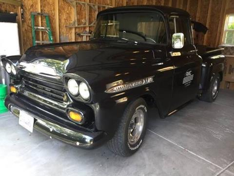 1959 Chevrolet Apache for sale in Cadillac, MI