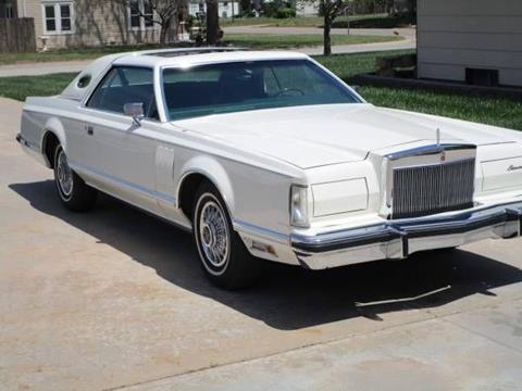 1978 Lincoln Mark V for sale in Cadillac, MI