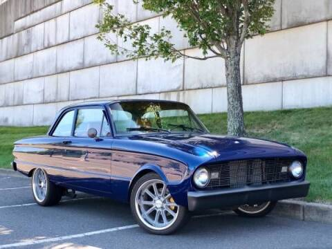 1961 Ford Falcon for sale in Cadillac, MI