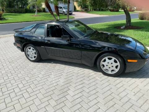 1990 Porsche 944 for sale in Cadillac, MI