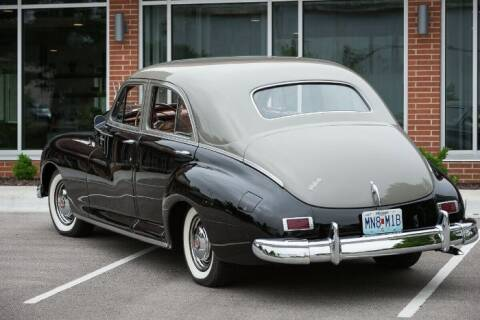 1946 Packard Clipper