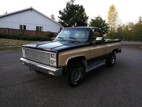 1987 GMC C/K 1500 Series for sale in Cadillac, MI