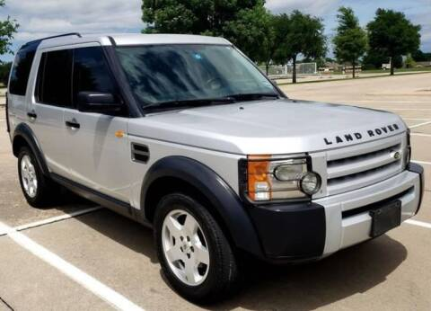 2006 Land Rover LR3 for sale in Cadillac, MI