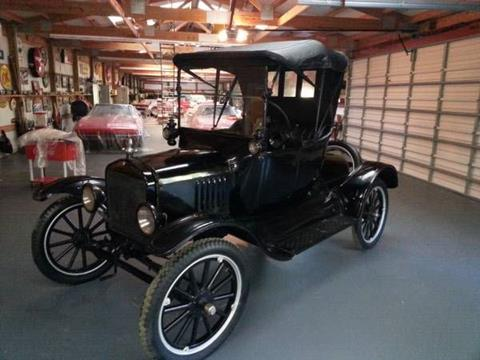 1921 Ford Model T for sale in Cadillac, MI