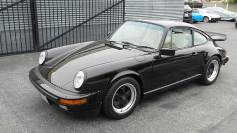 1984 porsche 911 for sale carsforsale 1984 porsche 911 for sale in cadillac mi sciox Image collections