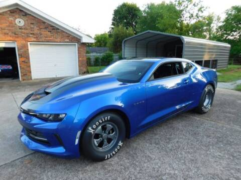 2018 Chevrolet Camaro for sale at Classic Car Deals in Cadillac MI