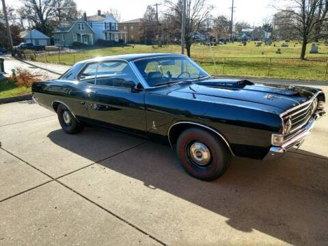 1969 Ford Fairlane for sale at Classic Car Deals in Cadillac MI