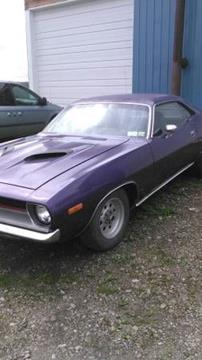 Plymouth Barracuda For Sale  Carsforsalecom