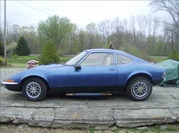 1970 Opel GT for sale in Cadillac, MI