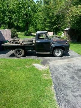 1953 Ford F-250 for sale in Cadillac, MI