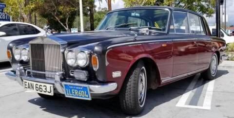 1970 Rolls-Royce Silver Shadow