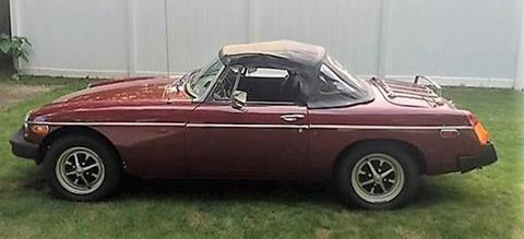 1979 MG MGB for sale in Cadillac, MI