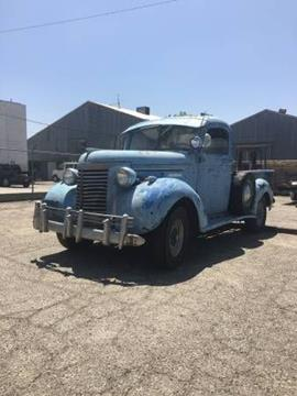 1940 Chevrolet C/K 20 Series for sale in Cadillac, MI