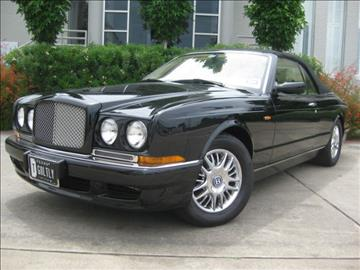 2001 Bentley Azure for sale in Cadillac, MI