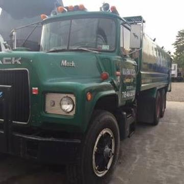 1978 Mack Water Truck
