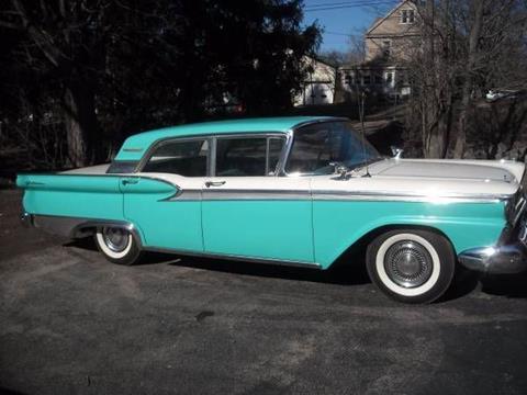 1959 Ford Galaxie 500 for sale in Cadillac, MI
