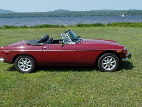 1974 MG MGB for sale in Cadillac, MI