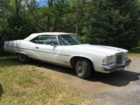 1974 Pontiac Grand Ville for sale in Cadillac, MI