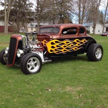 1934 Chevrolet Street Rod for sale in Cadillac, MI