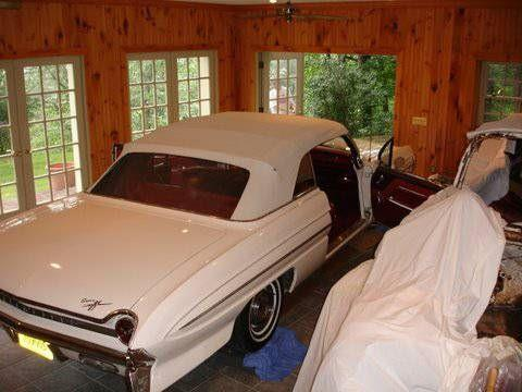 1961 Oldsmobile Eighty-Eight for sale in Cadillac, MI