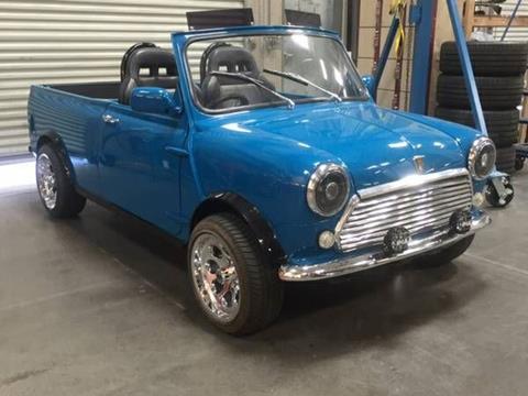 1963 Austin Mini Truck