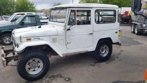 1972 Toyota Land Cruiser for sale in Cadillac, MI