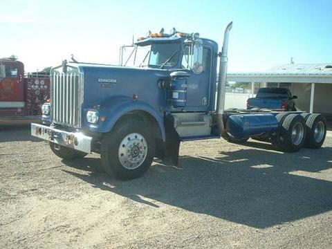 1979 Kenworth W900L