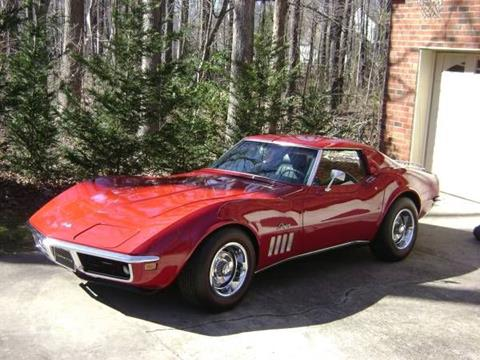 1969 Chevrolet Corvette for sale in Cadillac, MI