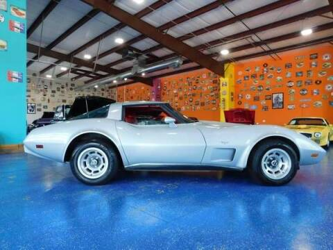 1979 Chevrolet Corvette for sale at Classic Car Deals in Cadillac MI