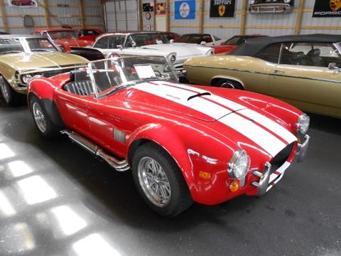 1993 Shelby Cobra for sale in Cadillac, MI