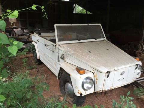 1975 Volkswagen Thing for sale in Cadillac, MI