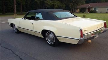 1969 Oldsmobile Delta Eighty-Eight for sale in Cadillac, MI