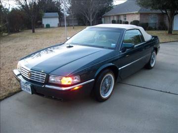 1995 Cadillac Eldorado for sale in Cadillac, MI