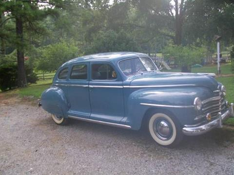 1947 Plymouth Deluxe for sale in Cadillac, MI
