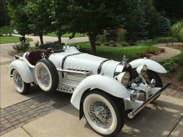 1934 Bugatti Type 59 for sale in Cadillac, MI