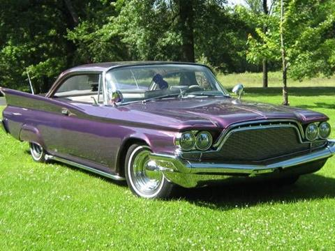 1960 Desoto Fireflite for sale in Cadillac, MI