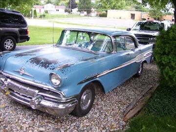 1957 Pontiac Star Chief for sale in Cadillac, MI