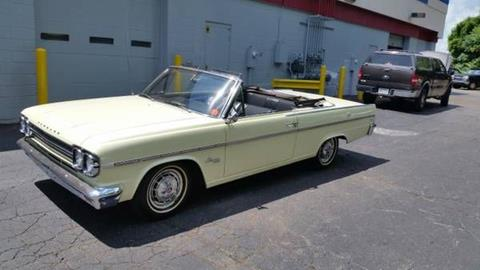 1966 AMC Rambler for sale in Cadillac, MI