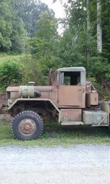1977 AM General M817 for sale in Cadillac, MI