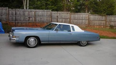1973 Cadillac Eldorado For Sale in Daphne, AL - Carsforsale.com