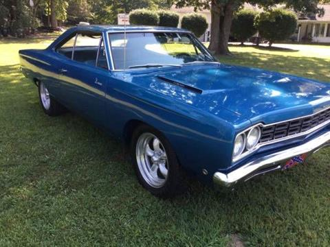 1968 Plymouth Roadrunner for sale in Cadillac, MI