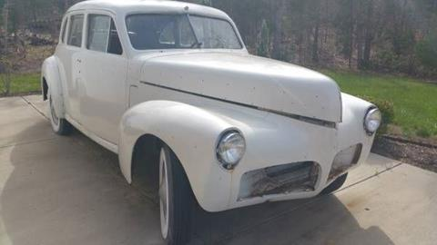 1941 Studebaker Starlight for sale in Cadillac, MI