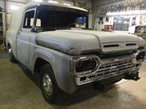 Ford Panel Truck For Sale Carsforsale Com