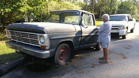 1968 Ford F-100 for sale in Cadillac, MI